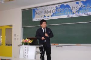 山川俊和 准教授