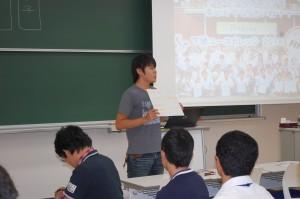 講座10 市立大学生との座談会