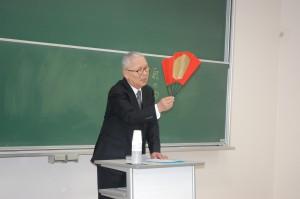 水野直房氏による講演