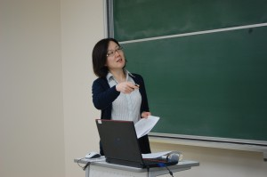 水野祥子教授による報告