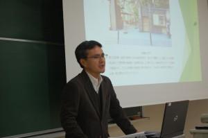 飯塚靖教授による報告