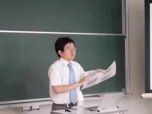 外枦保大介氏による講演