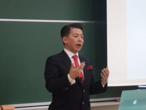 古藤俊彦氏による講演