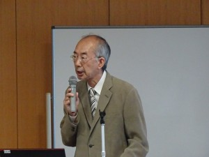 木村健二先生による報告