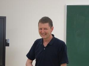 ポール・コレット先生