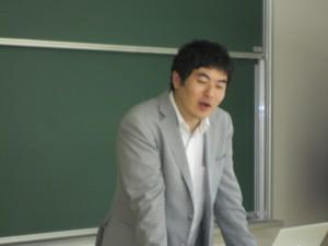 中川真太郎先生