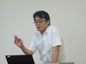 森祐司教授による報告