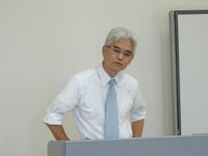 西田雅弘先生