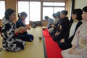 H28馬関祭3_お茶会