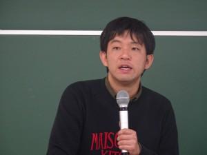 松本貴文講師による講演