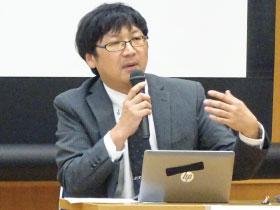 髙橋義文氏