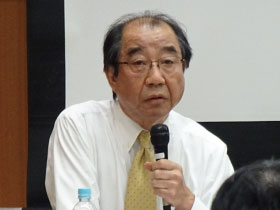 濱田英嗣氏