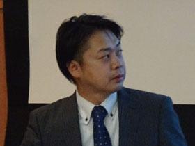 吉田幸治氏