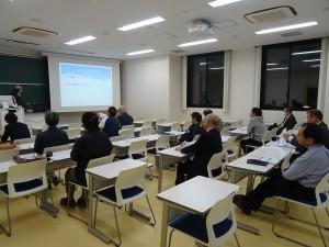 2017-11-02公開講座【秋学期】講座のようす