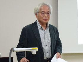 米田昇平教授による報告