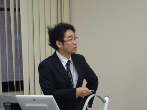 横山寛和准教授