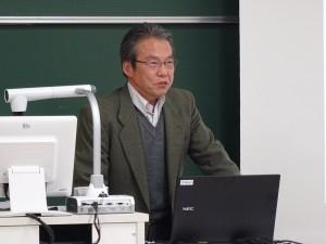 20181204【公開講座】素川博司准教授