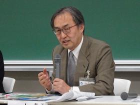 山本氏による討論