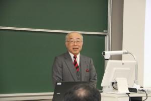 櫻木晋一 教授