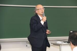 横山博司 教授