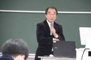 濱田英嗣 教授