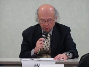 横山博司教授