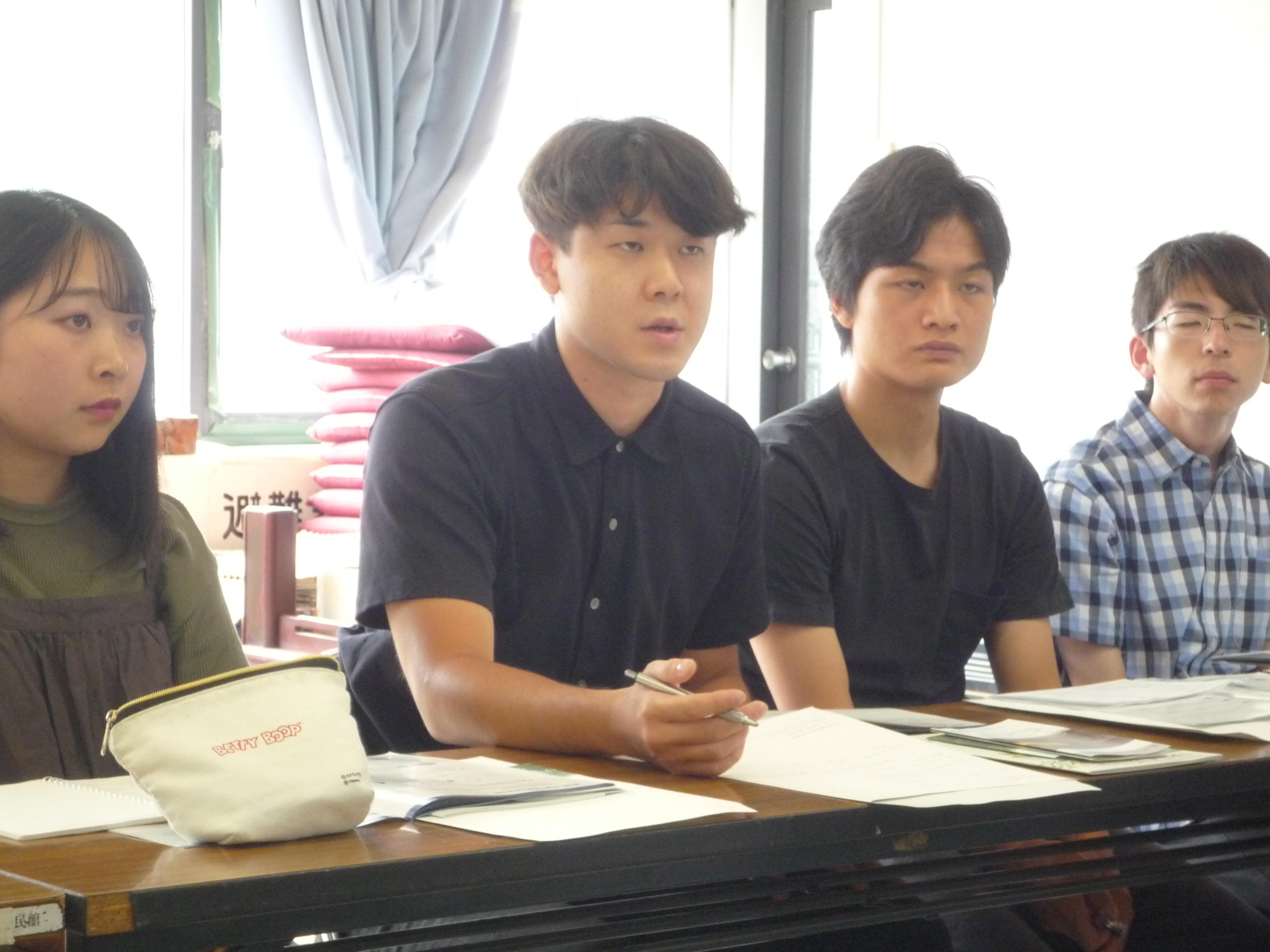 由布院温泉観光協会会長にヒアリング調査(2)