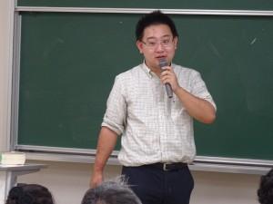 20191017【公開講座】三科仁伸講師