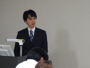 長濱幸一准教授