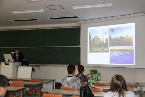 10月31日に開催された留学体験発表会の様子(3)