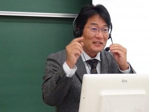川野祐二教授