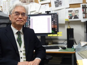 西田雅弘教授